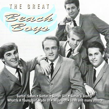 Beach Boys - The Great Beach Boys - Zortam Music
