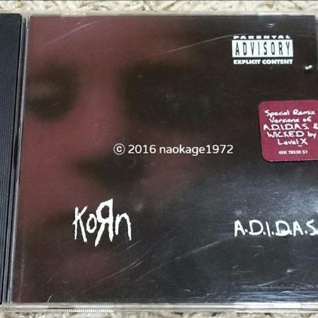 Korn - A.D.I.D.A.S. (Single) [Austria 664053 2] - Zortam Music