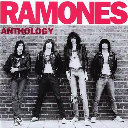 RAMONES - Anthology: Hey Ho, Let