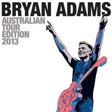 Bryan Adams - Australian Tour Edition 2013 Disc 1 - Zortam Music