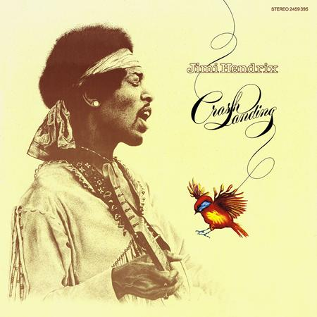 Jimi Hendrix - Crash Landing(Unreleased) - Zortam Music