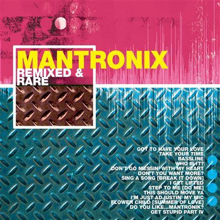 Mantronix - Remixed And Rare - Zortam Music