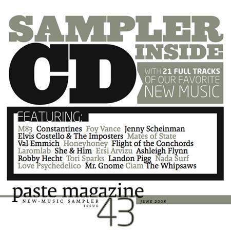 Elvis Costello - Paste Magazine Sampler 24 - Zortam Music
