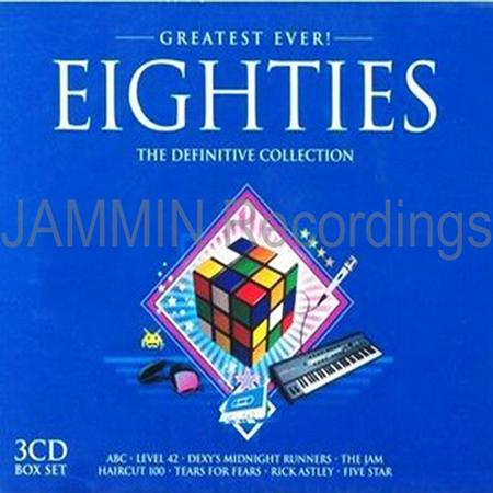 ABC - Greatest Ever! Eighties: The Definitive Collection [Disc 3] - Zortam Music