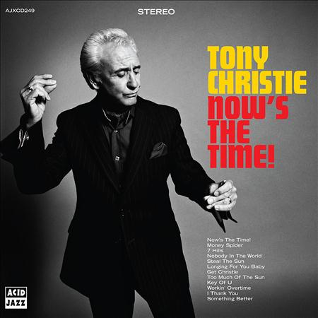 Tony Christie - Now
