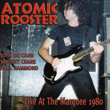 ATOMIC ROOSTER - 80 Live At Marquee - Zortam Music