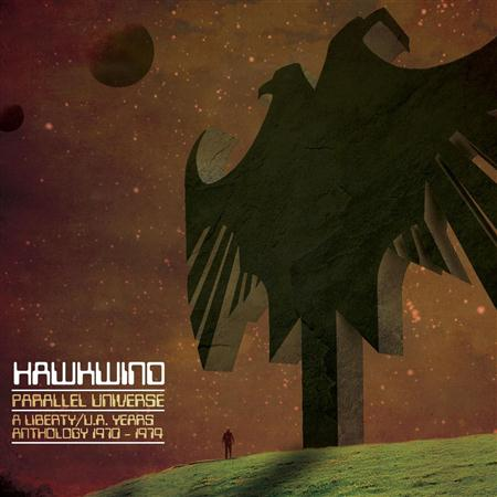 Hawkwind - Parallel Universe [disc 1] - Lyrics2You