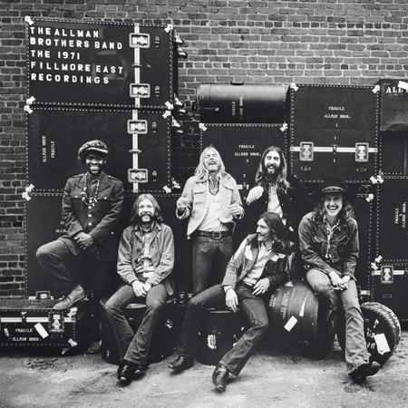 The Allman Brothers Band - The 1971 Fillmore East Recordings [live] [disc 1] - Zortam Music