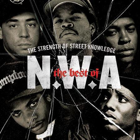 N.W.A. - The Best Of N.W.A The Strength Of Street Knowledge (Explicit) - Zortam Music