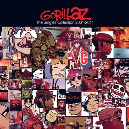 Gorillaz - The Singles Collection - Zortam Music