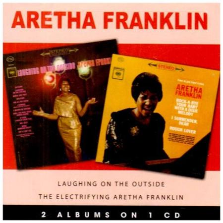 Aretha Franklin - The Electrifying Aretha Franklin/Laughing On The OutSide - Zortam Music