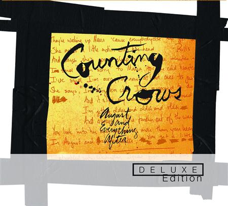 Counting Crows - August And Everything After [disc ] - Zortam Music
