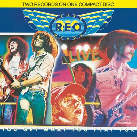 REO Speedwagon - Live-you get whatyou play for - Zortam Music