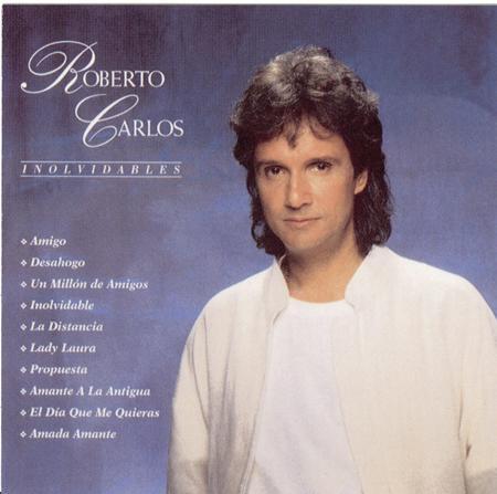 Roberto Carlos - 1993 - Inolvidables - Zortam Music