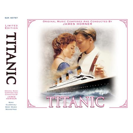 James Horner - Titanic (Music from the Motion Picture) (Collector