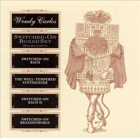 Wendy Carlos - Switched-On Box Set Highlights - Zortam Music