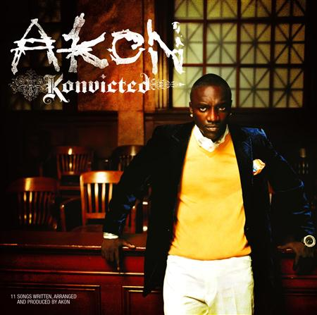 Akon - Konvicted [Platinum Edition] [Bonus Track] - Zortam Music
