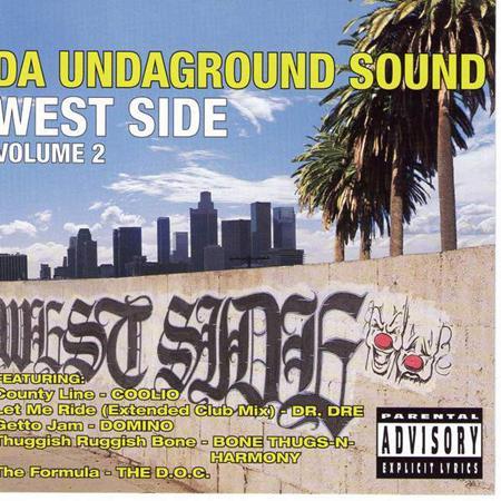 Snoop Doggy Dogg - Da Underground Sound West Side Volume 2 - Zortam Music