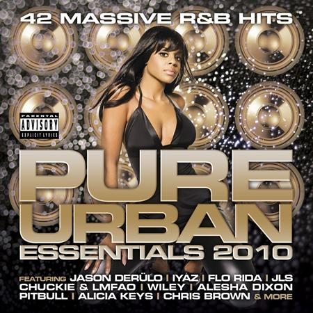 Various Artists - Pure Urban Essentials 2010 - Zortam Music