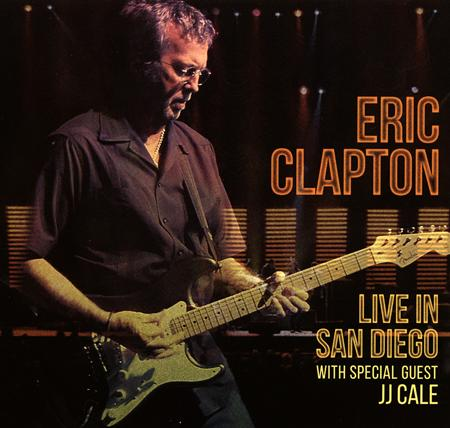 Eric Clapton - Live In San Diego With Special Guest Jj Cale [disc 2] - Zortam Music