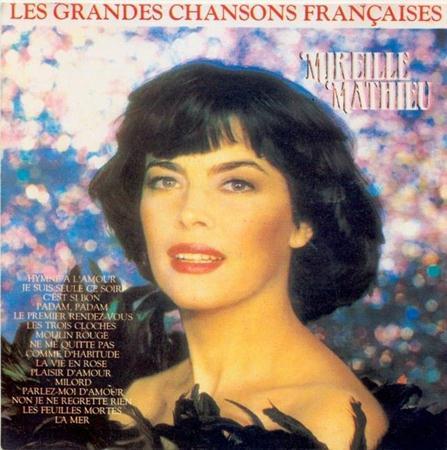 Mireille Mathieu - Les Grandes Chansons Frangaise - Zortam Music