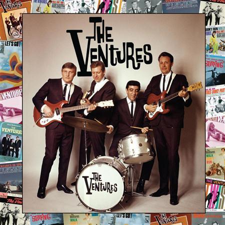 The Ventures - The Very Best Of The Ventures [Disc 2] - Zortam Music