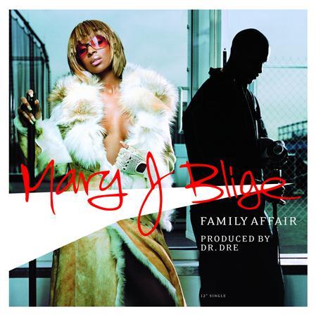 Mary J. Blige - Family Affair [Single] - Zortam Music