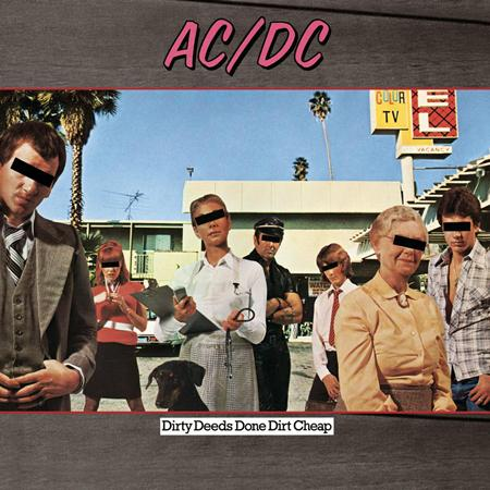 ACDC - Dirty Deeds Done Dirt Cheap (1981) - Zortam Music