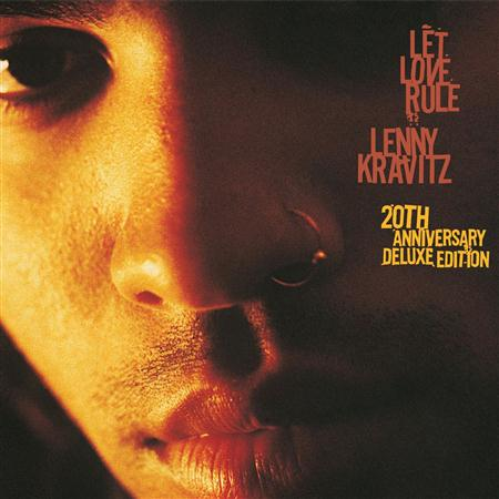 Lenny Kravitz - Let Love Rule [20th Anniversary Deluxe Edition] Disc 1 - Zortam Music