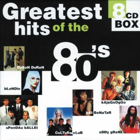 Blondie - Greatest Hits Of The 80