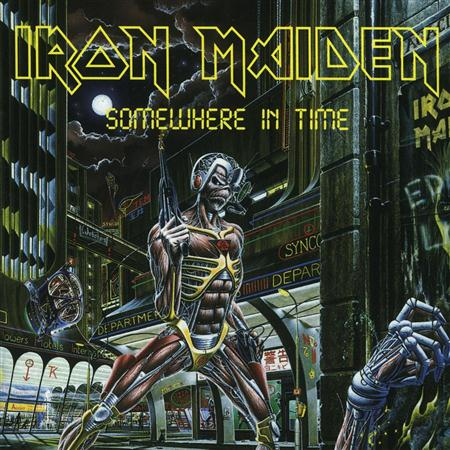 Iron Maiden - Somewhere In Time (Digitally R - Zortam Music