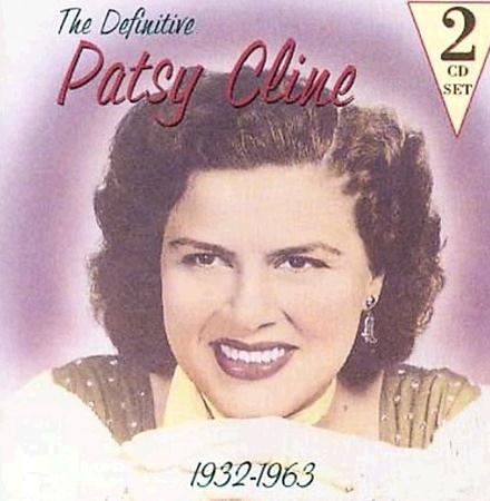Patsy Cline - The Definitive Patsy Cline [disc ] - Zortam Music