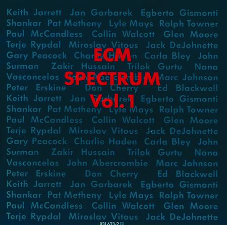 Pat Metheny Group - ECM Spectrum Vol.1 - Zortam Music