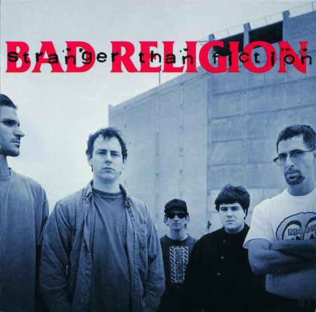 Bad Religion - Stranger Than Fiction [Limited European Edition] - Zortam Music