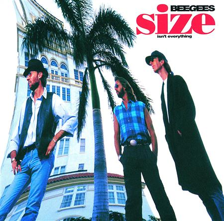 The Bee Gees - The Size Isn