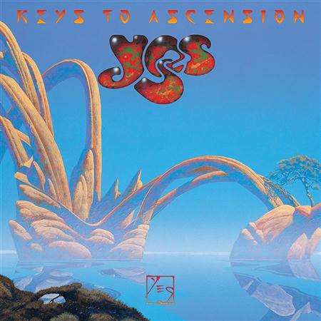 Yes - Keys to Ascention [Disc 2] (1996) - Zortam Music