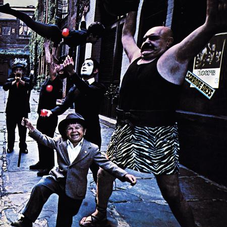 The Doors - Strange Days (Original US First Pressing) - Zortam Music
