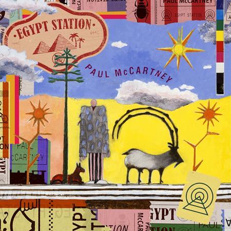 Paul McCartney - Egypt Station - Zortam Music