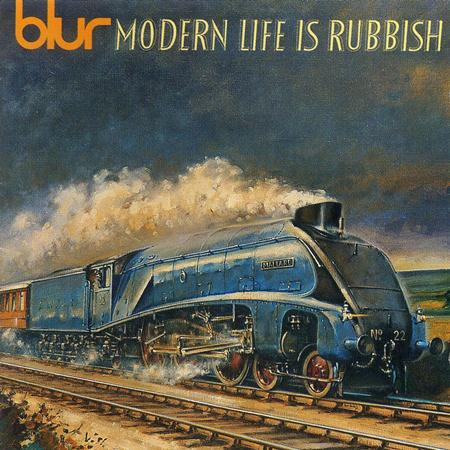 Blur - Blur 21 Modern Life Is Rubbish - Lyrics2You