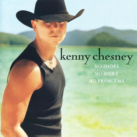 KENNY CHESNEY - no