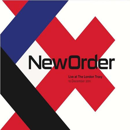 New Order - Live At The London Troxy [disc 1] - Zortam Music