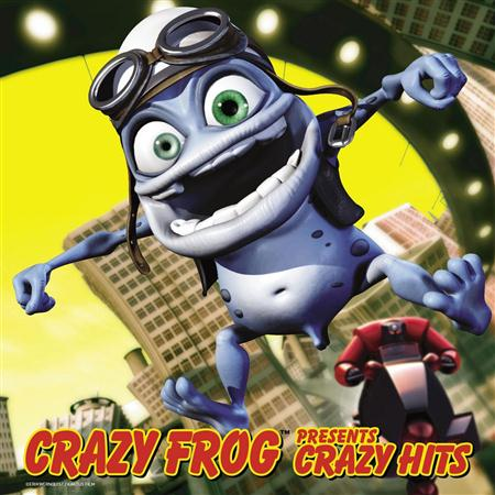 Crazy Frog - PD3J - Zortam Music