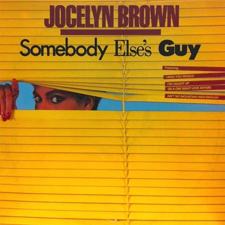 Jocelyn Brown - Somebody Else
