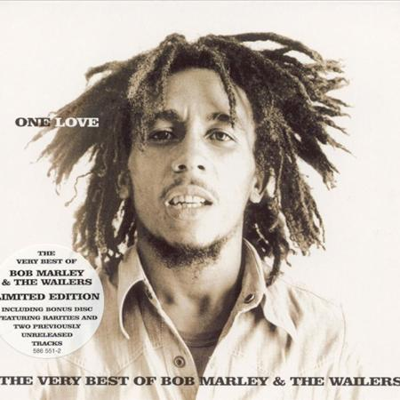 Bob Marley - One Love- The Very Best of Bob Marley and the Wailers - Zortam Music