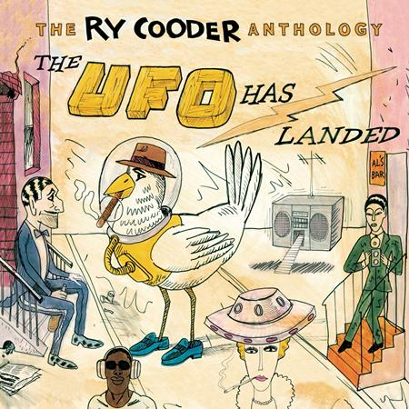 Ry Cooder - The Ry Cooder Anthology The Ufo Has Landed [disc 2] - Zortam Music