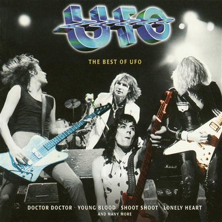 Ufo - The Best of UFO: Gold Collection - Zortam Music