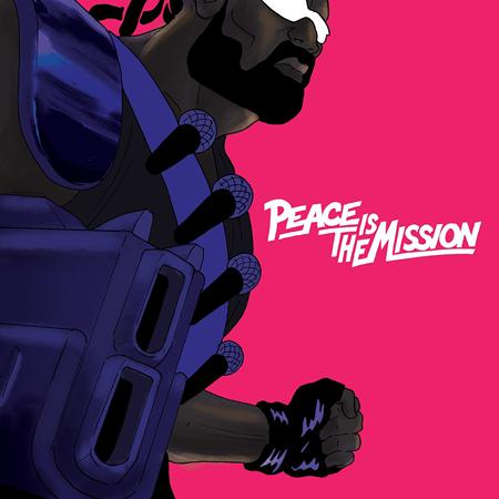 Major Lazer - Peace Is The Mission - YTD2 - Zortam Music