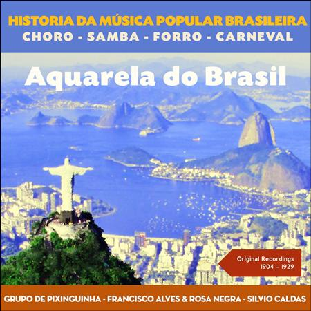 Various Artists - Aquarela Do Brasil - Zortam Music