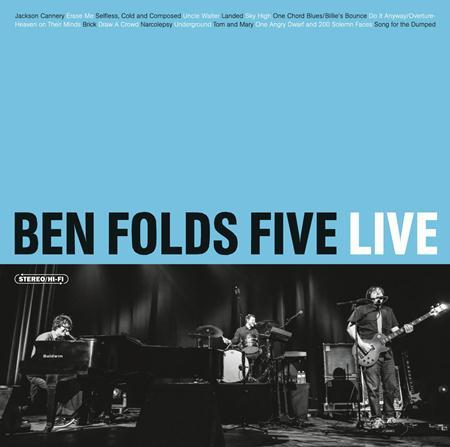 Ben Folds Five - Ben Fold Five Live [bonus Tracks] - Zortam Music
