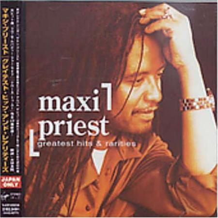 Maxi Priest - In The Air Tonight: Virginb,